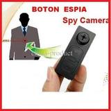 Boton Espia Oculta En La Ropa Fotos Videos Entrega Inmediata