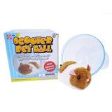 Juguetes Electrónico Westminster Hamster Marrón De Piel Pl