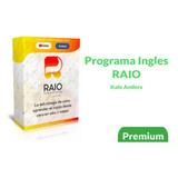 Aprende Inglés Rapido Con Raio- Kale Anders Curso Original!!