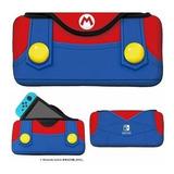 Estuche De Viaje Nintendo Switch De Mario Bros Super Precio