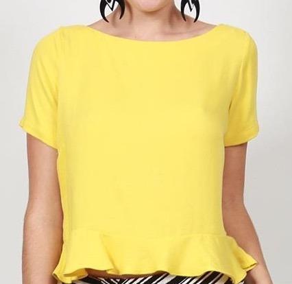 Blusas para mujer Limonni LI447 Basicas