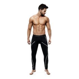 Pantalon Interior Licra Hombre Gym Running Crossfit
