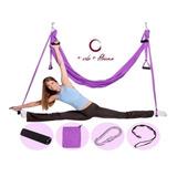 Hamaca Y Columpio De Yoga. Super Kit Antigravitatorio