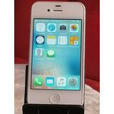 iPhone 4s 64 Gb Blanco %100 Funcional