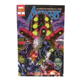 Marvel Comics Avengers Tomo 2 Panini Original En Español