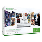 Consola Xbox One S 1tb 3 Meses Gold + 3 Meses Game Pass