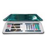 Balanza Digital 40 Kg Calcula Peso Y Precio Garantía 1 Año