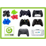 Caps X2 Stick Gomas Joystick Ps4 Ps3 Xbox 360 One Wiiu