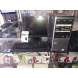 Pc De Mesa Intel Core 2gb Ram 160gb Disco Duro