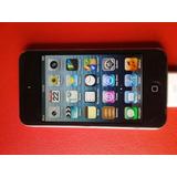 Ipod Touch Cuarta Generación 32 Gigas Cargador Cable Estuche