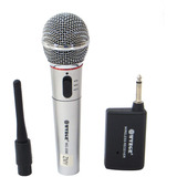 Micrófono Inalámbrico Para Karaoke Wvngr Wg-308