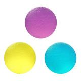 Urlighting Balones De Terapia De Manos 3 Piezas Alivio De...