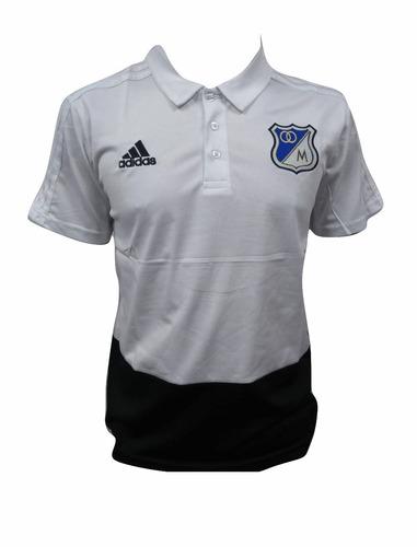 cee7cba578de7 Camisa De Presentación Millonarios 2018 (envió Gratis)