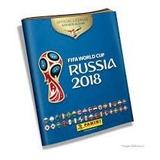 Album Panini Rusia 2018