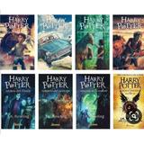 Saga Harry Potter - Colección Completa 8 Tomos