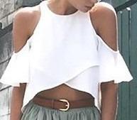Blusas para mujer Limonni LI088 Tops
