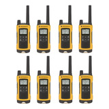 Radio Telefono Motorola T400 X 4 Parejas
