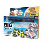 Gafas De Aumento Big Vision Tv Lupa Para Cosas Pequeñas