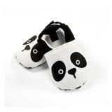 Zapatos Bebe Antideslizante Babuchas Niño Niña Panda