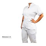 Uniforme De Enfermería En Antifluido - Unicolor