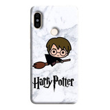 Estuche Forro Carcasa Harry Potter iPhone Samsung Huawei