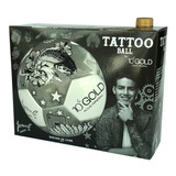 Balón James - Tattoo Ball By Agua Mineral 10 Gold