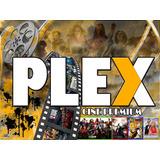 Plex, Peliculas, Series Mejor Que Netflixy Por Mucho