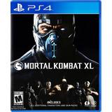 Mortal Kombat Xl Ps4 Fisico
