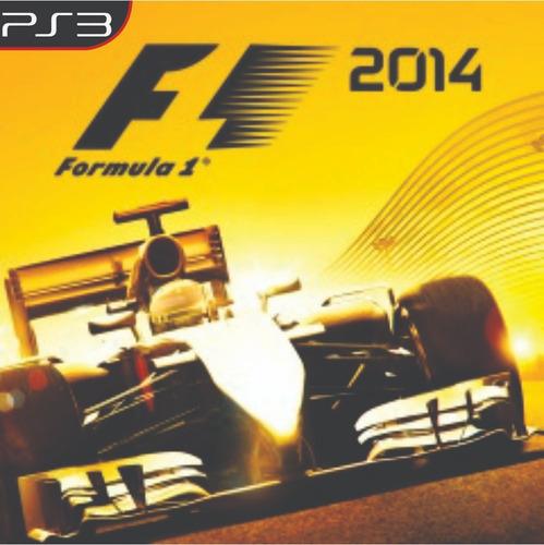 F1 2014 Digital