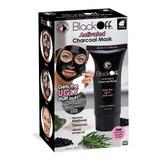 Black Mask Tubo 82ml Black Off Mascarilla Carbón Activado