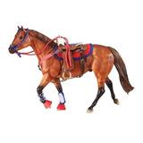 Accesorio De Juguete Tradicional De Montar A Caballo Western
