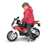 Moto Montable Bmw S100rr 2 Motores Llave  Asiento En Cuer