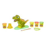 Plastilina Play Doh Rex El Dinosaurio