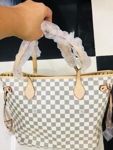 2e3d3641f Bolso Mujer Louis Vuitton Cartera Elegante Cuero Comodo Nuev