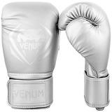 Venum Contender Guantes De Boxeo - Plata / Plata - 14 Onzas