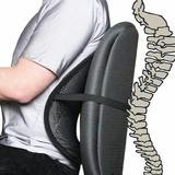 Corrector Postura Espalda Lumbar Silla Carro Oficina