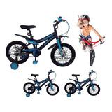 Bicicleta Niño Niña Gw Rin 16 Txt650 Promoción Pml
