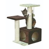 Gimnasio Rascador Para Gato (+ Juguete)