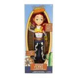 Muñeca Jessie  La Vaquerita Toy Story Pixar Frases En Ingles