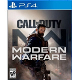 Modern Warfare Ps4 Digital Primario Ingles