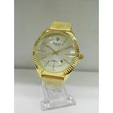 Reloj Rolex Hombre Elegante Calendario Funcional +caja Envío