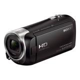 Videocámara Sony Handycam Y Sensor Cmos Exmorr - Hdr-cx440