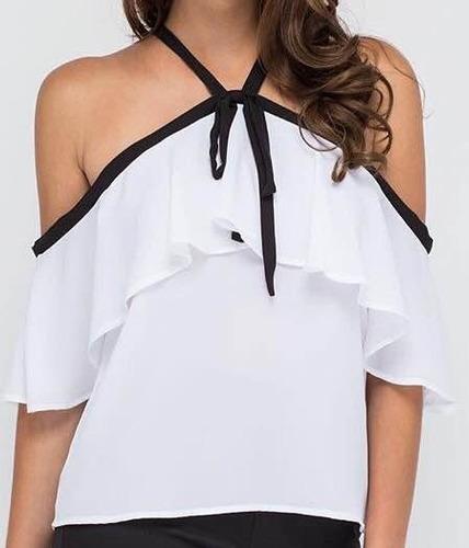 Blusas para mujer Limonni LI729 Campesinas