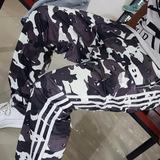 Pantalon Sudadera Camuflada Grey Desert adidas Originals