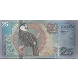 Suriname 25 Gulden 1 Ene 2000 P148