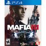 Mafia 3 Ps4 Nuevo Original Domicilio - Jgames