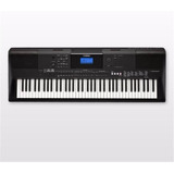 Piano Yamaha Psr Ew410 Kit Forro + Adaptador + Dvd Citimusic