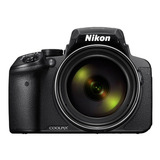Cámara Nikon Coolpix P900 16mpx Zoom 83x+16gb+bolso+tripode