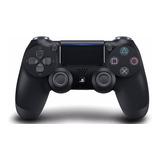 Control Ps4 Negro Dualshock 4 + Regalo: Grips 2da Generación