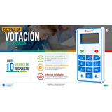 Votación Electrónica Asambleas Propiedad Horizontal